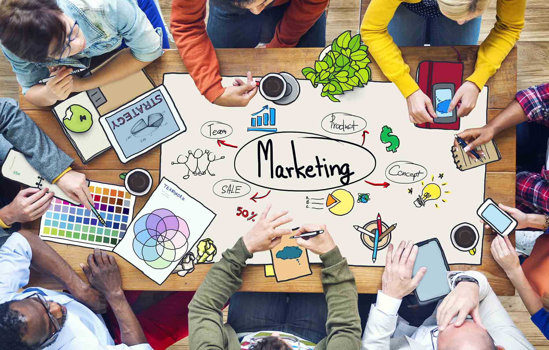 Monthly Digital Marketing Round-up, March 2019